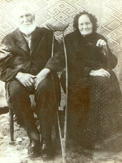 Americus and Mary Omohundro Boatright