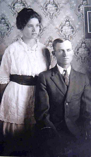Cecil Earl Boatwright and Eliza Jane Tubbs