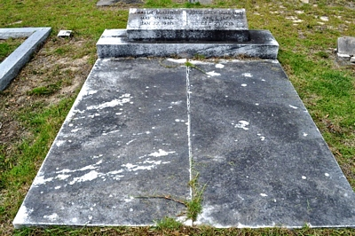 Charles and Josie Drew Boatright Gravestone: