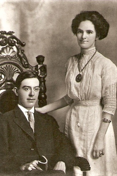 Charles Henry and Lorena Earls Graham Boatright