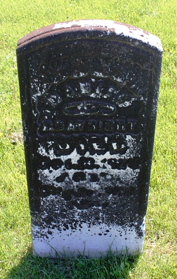 Daniel Boatright Gravestone