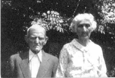 Eldon and Frances Ann Mcauley Boatright