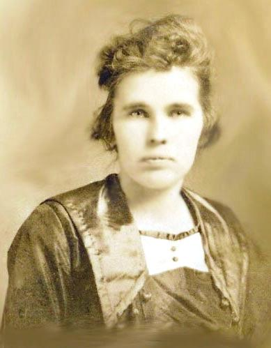 Elsie Irene Benson Boatright