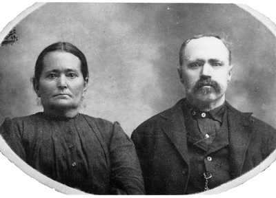 Henry Newton Boatwright and Eliza Jane Hirshman