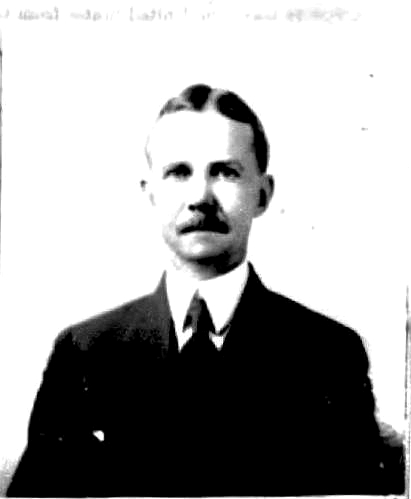 Herbert Lee Boatwright Passport Photo