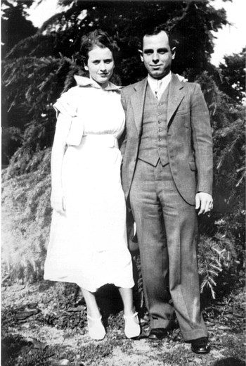 Hilda Boatright and Eschol Vernon Wiggins
