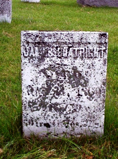 James Boatright Gravestone