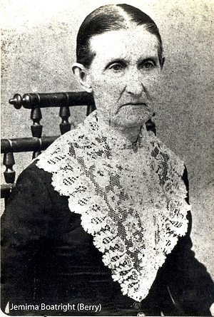 Jemima Boatright Berry