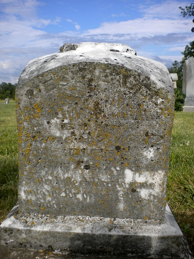Jesse Lee Boatright Gravestone