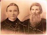 Jesse Stinson Boatright and Mary Eveline Miller
