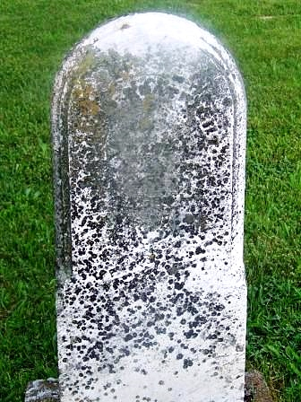 Jonas Boatright Gravestone: