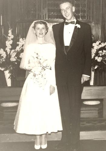 George And Juanita Beaty Boatright November 10 1956