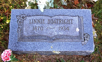 Linnie Boatright Marker