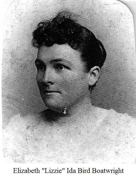 Lizzie Ida Bird Boatwright