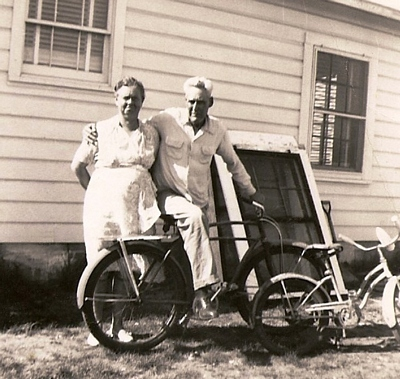 Melvin B. and Beulah Allin Cooper Boatright