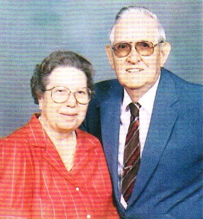 Melvin Lester Boatright and Ruby Beatrice Martin