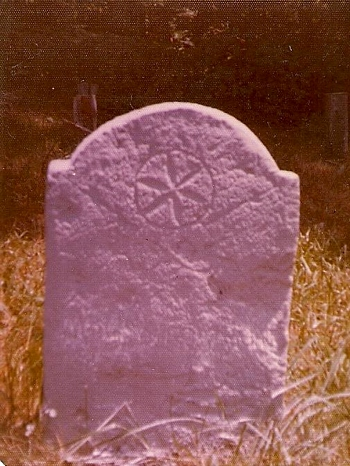 Molly Boatright Gravestone