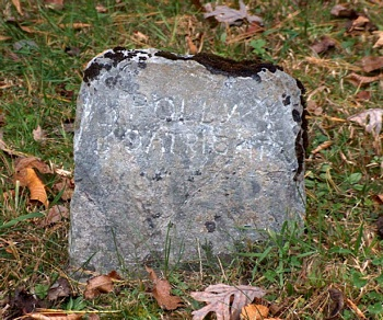 Mary Polly Cocke Boatright Gravestone
