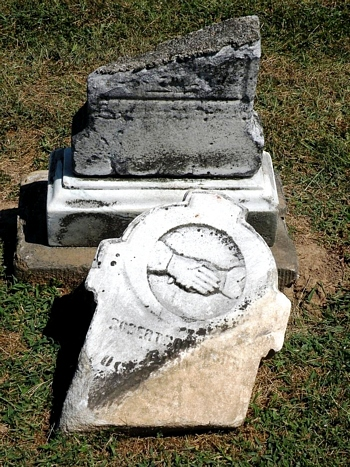Robert Boatright Gravestone: