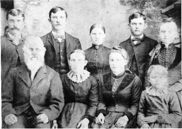 Tennessee Boatright Bowen Family