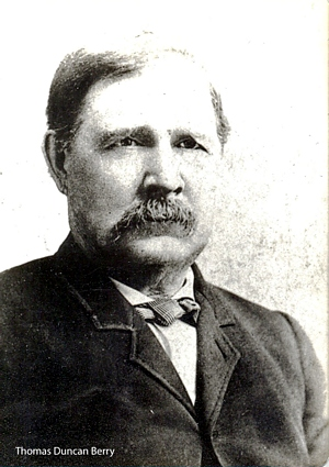 Thomas Duncan Berry