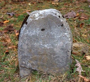 Valentine Boatright Gravestone