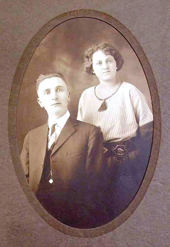 Vesta Lura Boatwright and J. C. Stringer