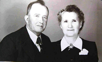 Virginia Belle Boatwright and Henry Lee White