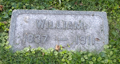 William Boatright Marker