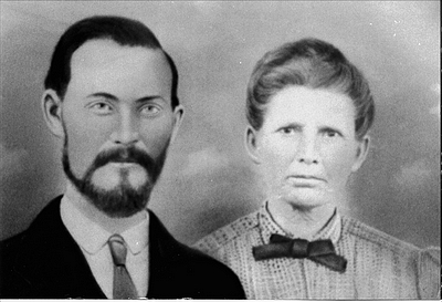 William Daniel Saunders and Susan Elenora Boatwright