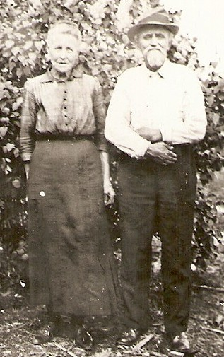 William Henry and Elizabeth W. Berry Boatright