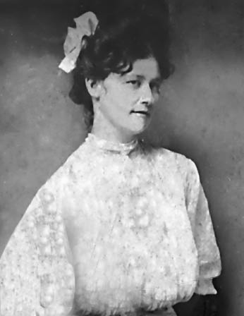 Winifred Crews Boatright - about 1905